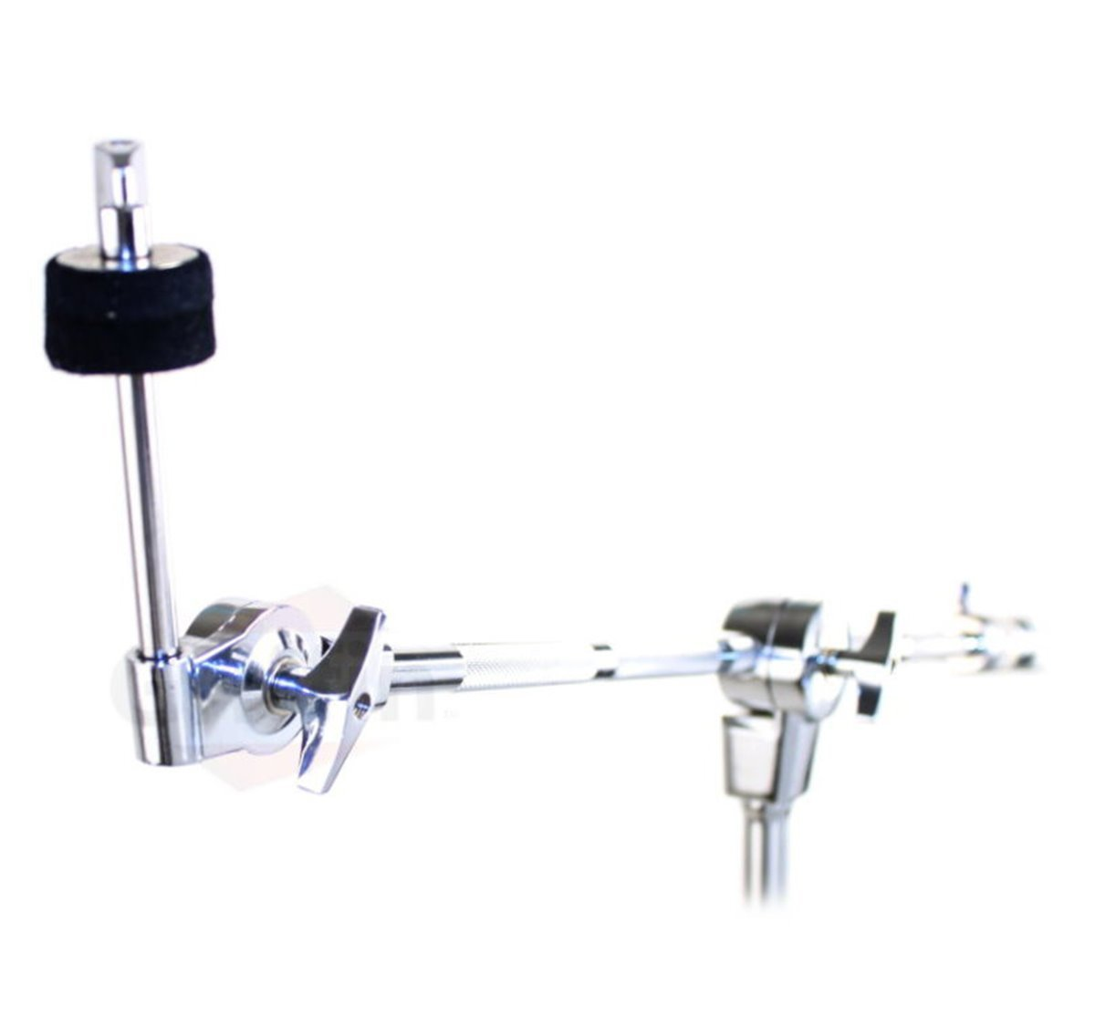 Cymbal Boom Stand By Griffin Double Braced Drum Percussion