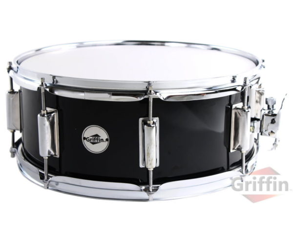 MS14Black-Snare-Drum