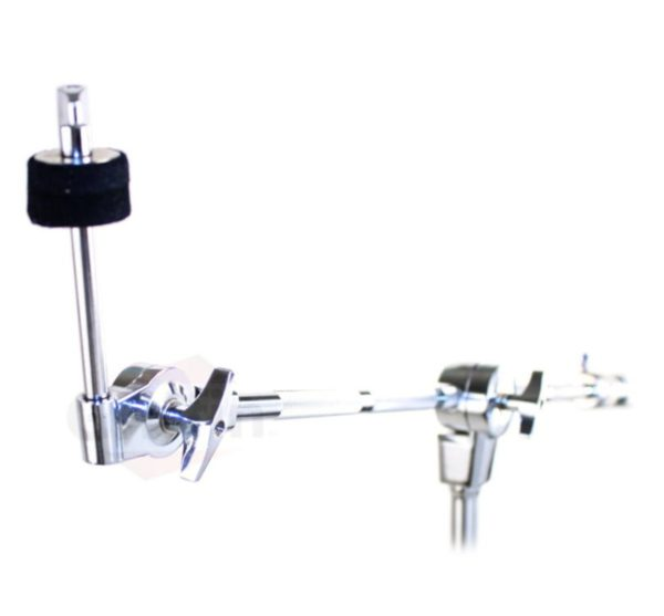 Cymbal-Boom-Stand-Straight-Cymbal-Stand-Combo-Pack-of-2-by-GriffinPercussion-Drum-Hardware-Set-for-Mounting-Holdi-B004THBHAW-2