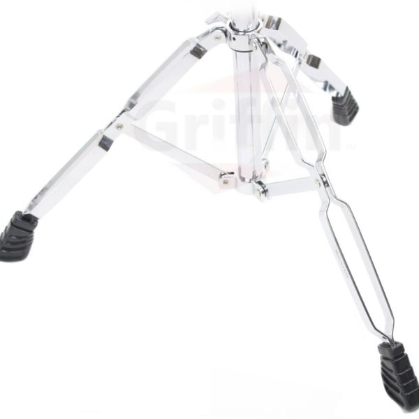 Cymbal-Boom-Stand-by-GriffinDouble-Braced-Drum-Percussion-Gear-Hardware-SetAdjustable-HeightArm-Holder-With-Counterwe-B004TH52CQ-5
