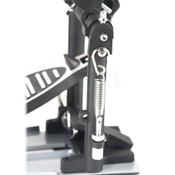 Deluxe-Double-Kick-Drum-Pedal-for-Bass-Drum-by-Griffin-Twin-Set-Foot-PedalQuad-Sided-Beater-HeadsDual-Pedal-Double-C-B01LW9BH6V-4