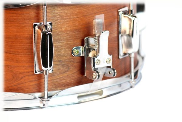 Griffin-Snare-Drum-Poplar-Wood-Shell-14-x-55-with-Flat-Hickory-PVC-Finish-8-Tuning-Lugs-Snare-Strainer-Percus-B00A7K7KSS-2