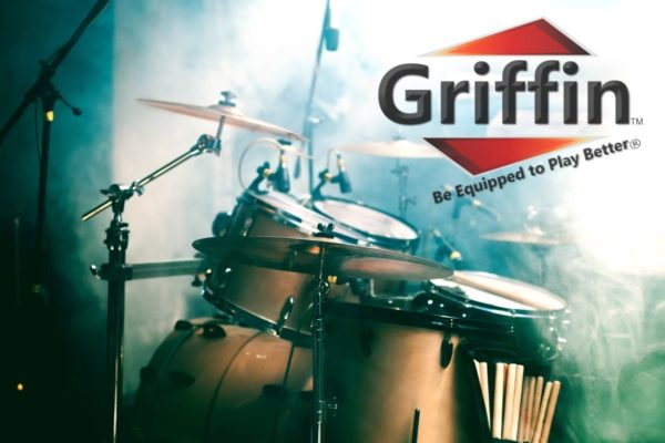 Griffin-Snare-Drum-Poplar-Wood-Shell-14-x-55-with-Flat-Hickory-PVC-Finish-8-Tuning-Lugs-Snare-Strainer-Percus-B00A7K7KSS-5