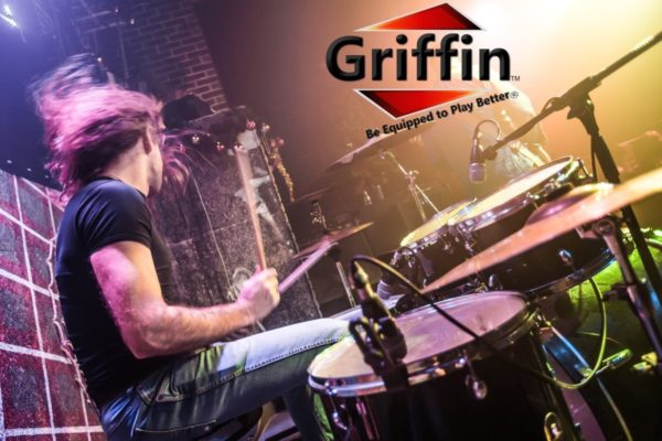 Griffin-Snare-Drum-Poplar-Wood-Shell-14-x-55-with-Flat-Hickory-PVC-Finish-8-Tuning-Lugs-Snare-Strainer-Percus-B00A7K7KSS-6