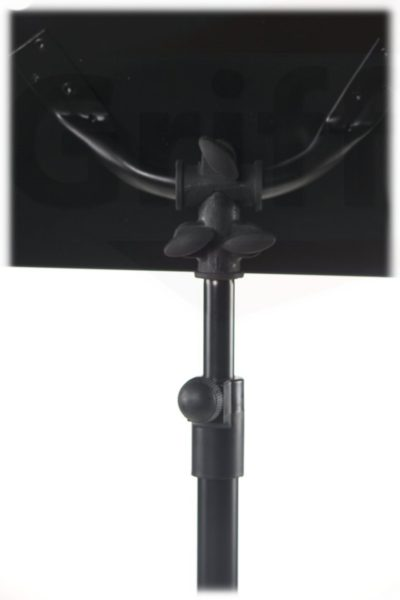 Music-Stand-Deluxe-CONDUCTOR-Sheet-Metal-Tripod-Folding-Stage-Holder-Griffin-B004THBJ7S-5