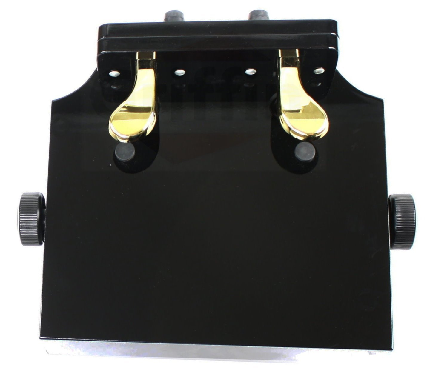 Piano Foot Pedal Extender by Griffin | Dual Deluxe Extension