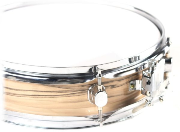 Piccolo-Snare-Drum-13-x-35-by-Griffin-100-Poplar-Shell-with-Oak-Wood-Finish-and-Coated-Drum-Head-Professional-Dr-B005TY7DAM-2