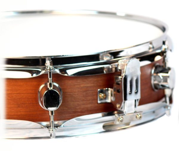 Piccolo-Snare-Drum-13-x-35-by-Griffin100-Poplar-Wood-Shell-with-Flat-Hickory-Finish-and-Coated-Drum-Head-Professi-B00A7K7FN8-2