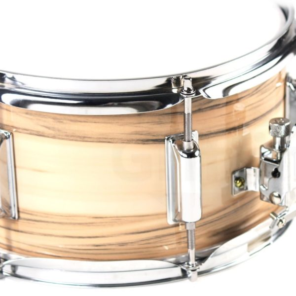 Popcorn-Soprano-Snare-Drum-by-GriffinFirecracker-10-x-6-Poplar-Wood-Shell-with-Oakwood-PVCConcert-Percussion-Musical-B005TY7D48-2