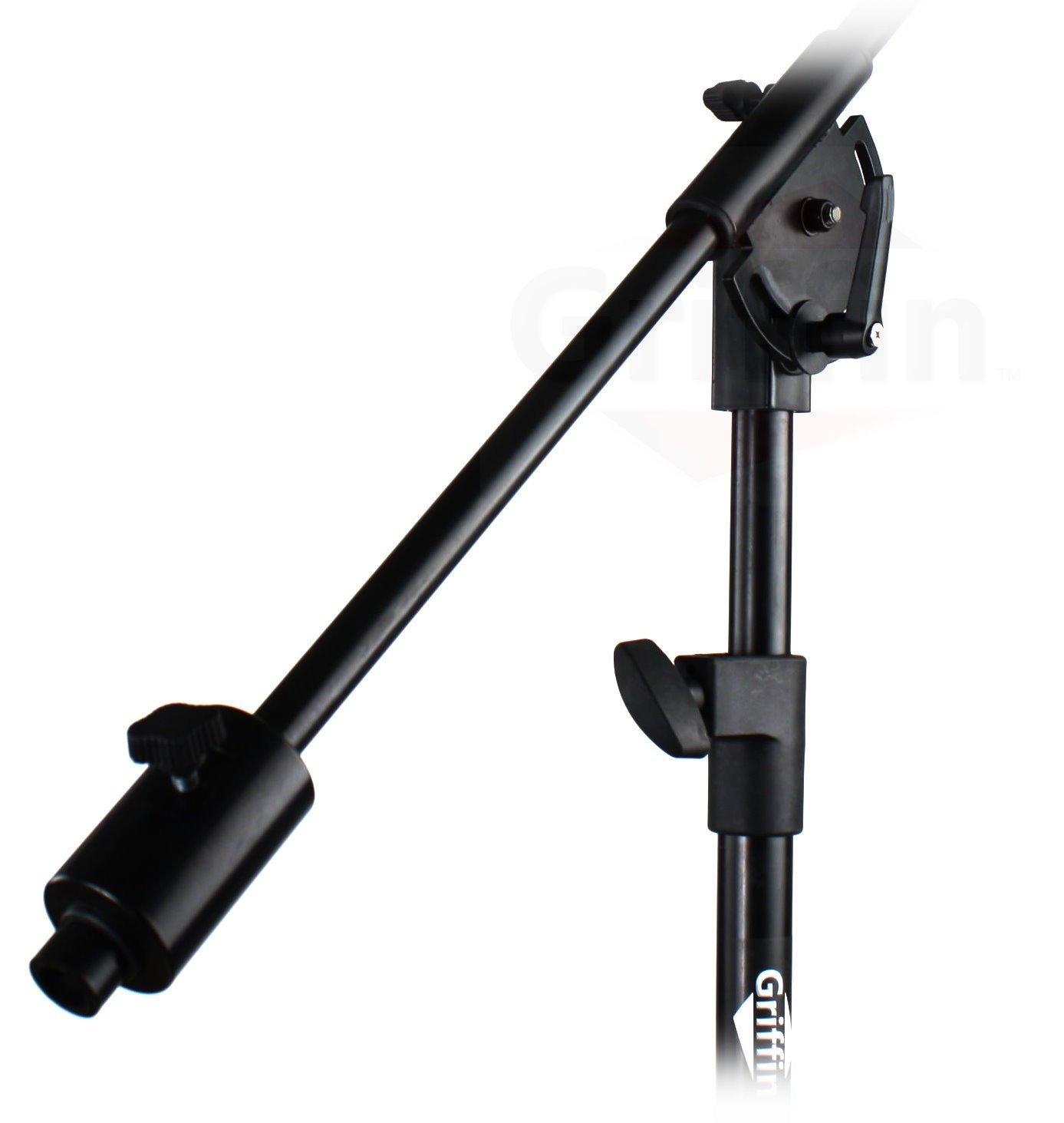 how to setup mic stand
