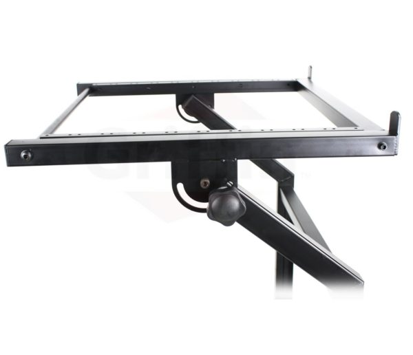 Rack-Mount-Rolling-Stand-and-Adjustable-Top-Mixer-Platform-Mount-19U-by-GriffinCart-Holder-for-Music-Studio-Pro-Audio-R-B004THBOPK-2