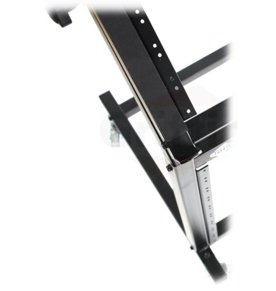 Rack-Mount-Rolling-Stand-and-Adjustable-Top-Mixer-Platform-Mount-19U-by-GriffinCart-Holder-for-Music-Studio-Pro-Audio-R-B004THBOPK-5