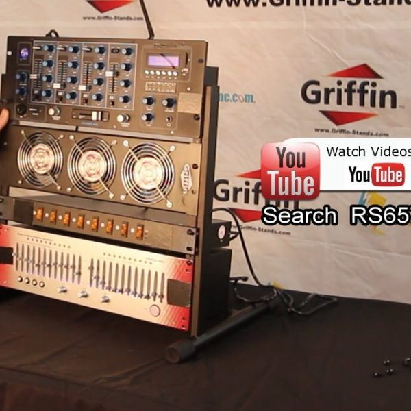 Rack-Mount-Stand-with-10-Spaces-by-Griffin-Music-Studio-Recording-Equipment-Mixer-Standing-Case-RackMount-Audio-Netw-B004THBHR0-5