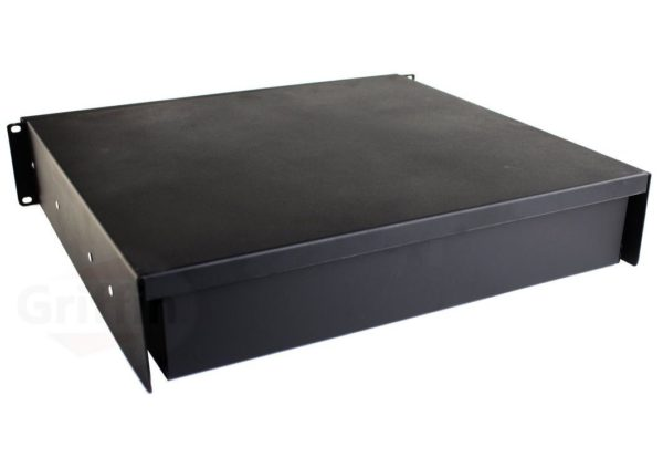 Recording-Studio-Rack-Mount-Drawer-2U-by-Griffin-Pro-Audio-Deep-Rack-Rail-Cabinet-Shelf-for-Music-Equipment-Deluxe-L-B0057RW00Y-2