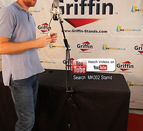 Scissor-Microphone-Arm-Stand-Kit-by-Griffin-Boom-Suspension-Desk-Mount-Studio-Mic-for-Professional-DJ-Radio-Broadcasti-B0057RWAYU-6