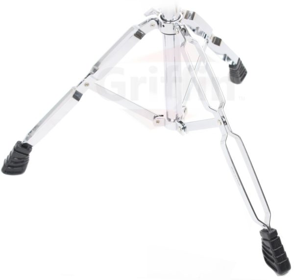 Straight-Cymbal-Stand-2-Pack-by-Griffin-Double-Braced-Legs-Slip-Proof-Gear-HolderLight-Duty-for-Mobile-DrummersPe-B004TH4ZQK-2