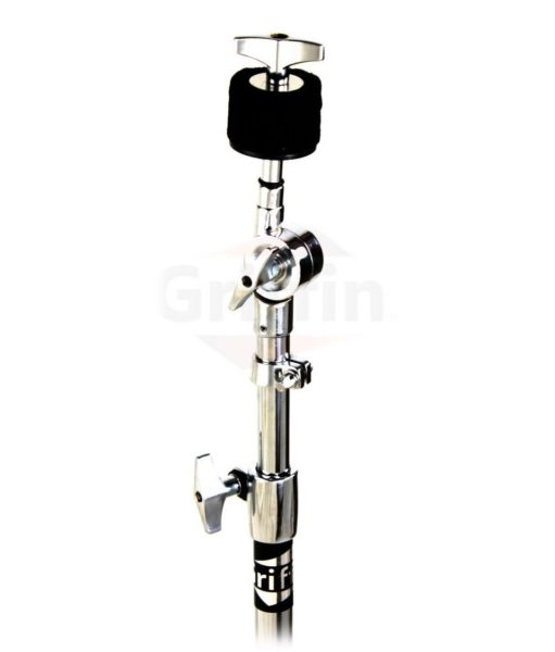 Straight-Cymbal-Stand-2-Pack-by-Griffin-Double-Braced-Legs-Slip-Proof-Gear-HolderLight-Duty-for-Mobile-DrummersPe-B004TH4ZQK-4