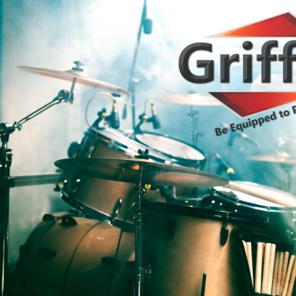 Straight-Cymbal-Stand-by-Griffin-Deluxe-Percussion-Drum-Hardware-Set-for-Mounting-Medium-Duty-Crash-Ride-Splash-Cym-B004THBLIU-6