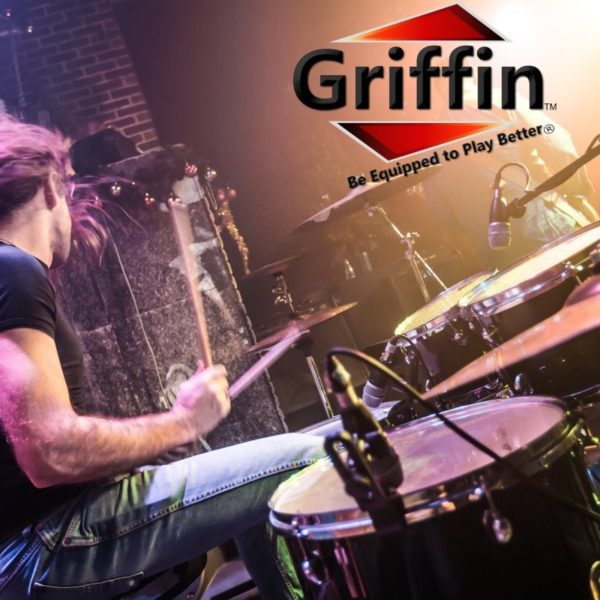 Straight-Cymbal-Stand-by-Griffin-Deluxe-Percussion-Drum-Hardware-Set-for-Mounting-Medium-Duty-Crash-Ride-Splash-Cym-B004THBLIU-7