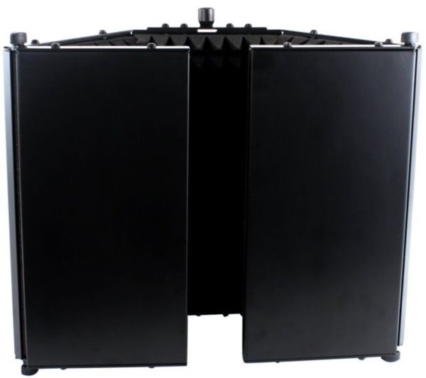 Studio-Microphone-Soundproofing-Acoustic-Foam-Panel-by-Griffin-Soundproof-Filter-Sound-Diffusion-Mic-Booth-Shield-B0082DAL3S-5