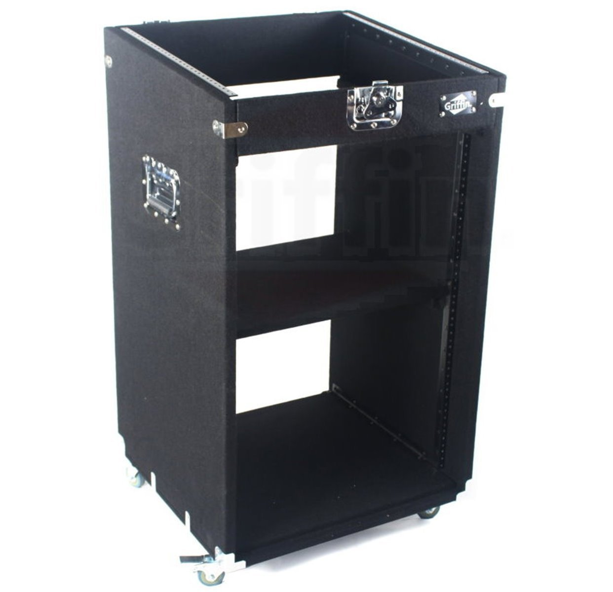 Exceptionnel Ultimate Rackmount Studio Mixer Cabinet Road Case By
