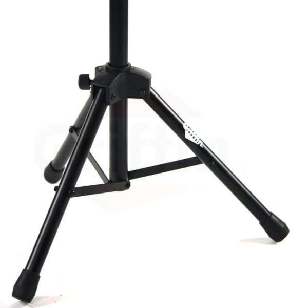 Wood-Music-Stand-by-Griffin-Deluxe-CONDUCTOR-Sheet-Holder-with-Metal-Tripod-Folding-Legs-For-Stage-Performance-Pro-B0716Z7D8J-3